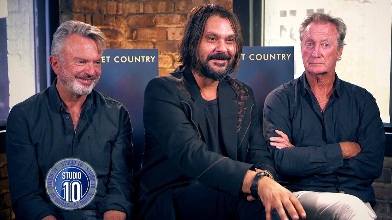 Download Sam Neill, Bryan Brown & Warwick Thornton Talk 'Sweet Country' | Studio 10
