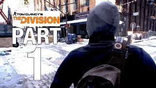 THE DIVISION Full Game Walkthrough Part 1 - No Commentary [Division 100% Walkthrough] - BROOKLYN