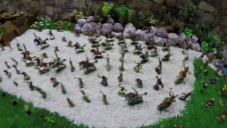 Солдатики игрушки играть с детьми игра как мультики лего роботы война про солдатиков Форт Техас 146