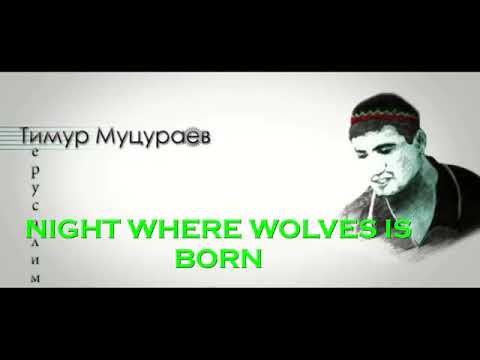Тимур Муцураев Песня Про Волки