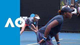 Guarachi/Van Uytvanck v Sasnovich/Townsend match highlights (1R) | Australian Open 2019