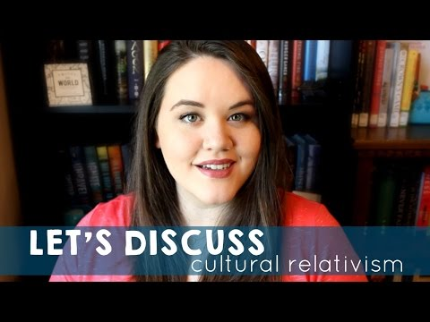 Cultural Relativism & Fantasy or Historical Settings in Books