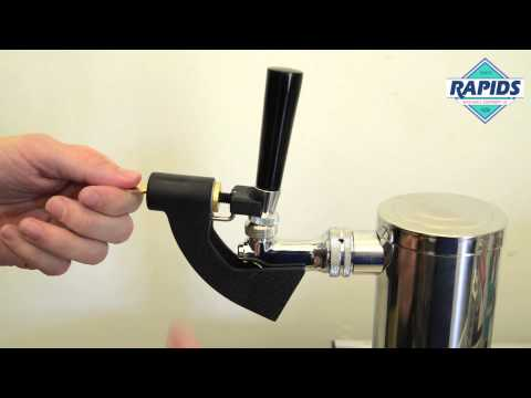 How To Use A Draft Beer Faucet Lock