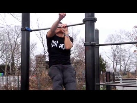 How To Do A One Arm Pull Up