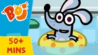 Boj - Super Summer Fun! | Cartoons for Kids