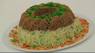أرز بسمتي بالروز ماري | سالي فؤاد
