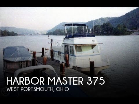 Used 1987 Harbor Master 375 for sale in Aberdeen, Ohio