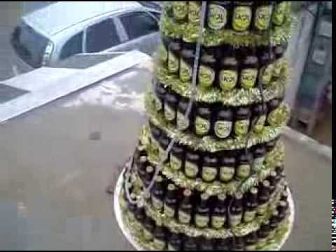 Lata de cerveja na buceta - 5 6