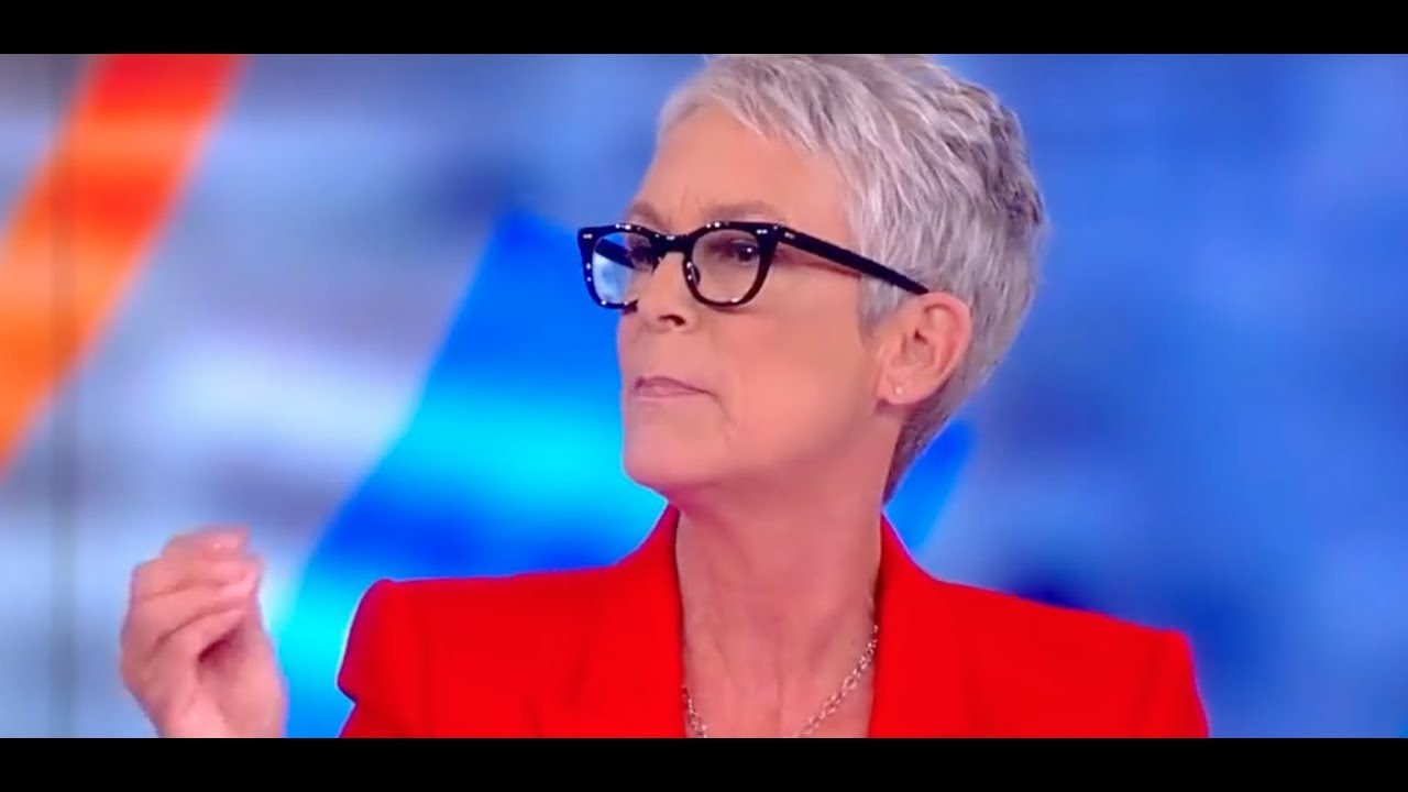 Jamie Lee Curtis On Her Powerful Comic Con Talk On 'Halloween' | The View