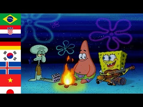 The Campfire Song Song in 26 different languages
