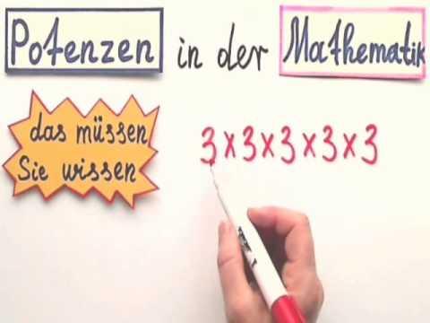 Hoch minus 1 eine Erklärung aus der Mathematik - YouTube