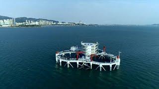 China promotes hi-tech marine farming for sustainable ecosystem