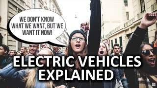 Electric Vehicles as Fast As Possible