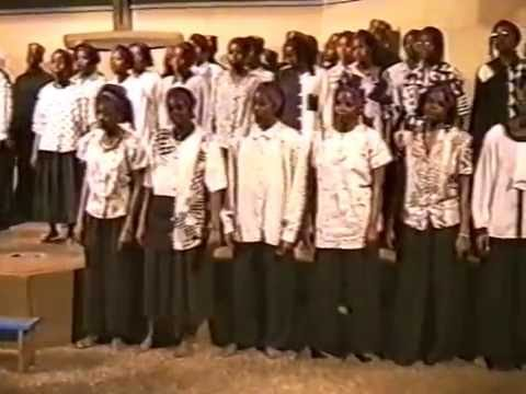 Youth Ministry - 1995. Christmas cantata children's presentation. 'The sign' part 2