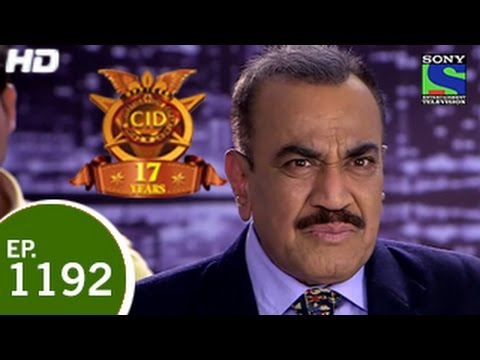 CID - सी ई डी - Fashion Show Mein Murder - Episode 1192 - 15th February 2015