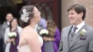 Devon + Mikey | a Celebration of Love in Winter | Short Preview Film