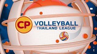 CP Volleyball Thailand League 2019 | เริ่ม 27 ตุลาคม 2561 | True4U