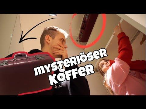 Diesen mysteriösen Koffer haben wir in unserem Haus gefunden 😱 Kein Clickbait ! | Bibi