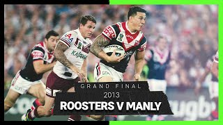 Roosters V Sea Eagles | 2013 Telstra Grand Final | Full Match Replay | Nrl