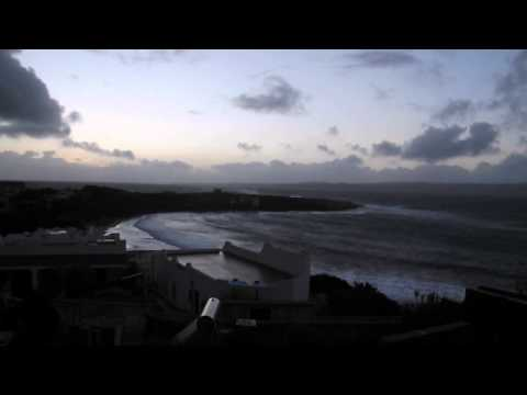 Sardaigne, cléopâtre œil du cyclone