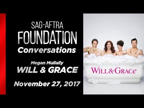 Conversations with Megan Mullally of WILL & GRACE