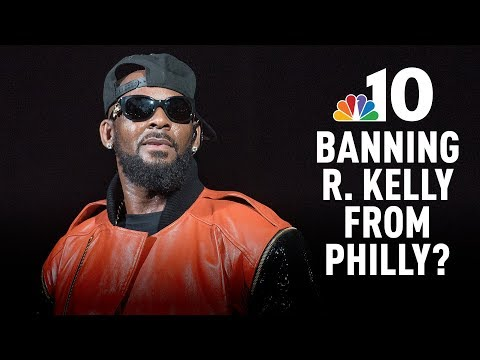Councilwoman Introduces Resolution to Ban R. Kelly From Philly Mp3