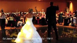 Best Father Daughter Dance Ever | DJ Jason Rullo | Pittsburgh Wedding DJ | Stratigos Banquet Center