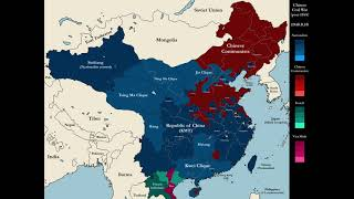 The Chinese Civil War (1945 and Beyond): Every Day