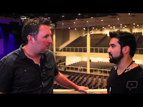 Backstage Access with Omar Sierra Castellanos, FOH for Hillsong Young & Free