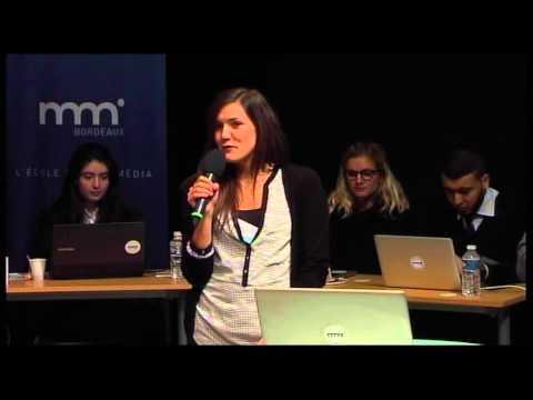 """Se faire recruter par AT Internet - Forum """"Néo-Médias, Nouveaux Métiers"""" #webBdx"""