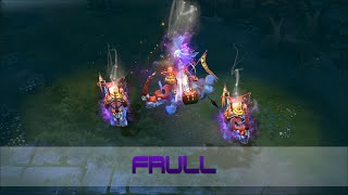 Unusual Frull - The International 4 Courier
