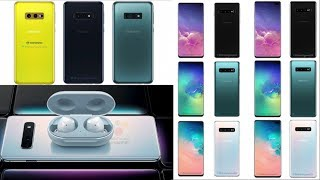 Últimos filtrados Galaxy S10X fecha de venta y mucho más