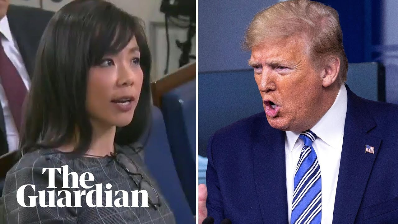 CBS's Weijia Jiang calls Trump out on China coronavirus remarks ...
