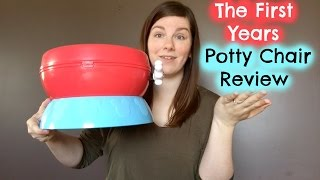 The First Years Potty Chair Review - Mickey Mouse Edition