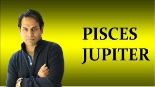 Jupiter in Pisces in Astrology (All about Pisces Jupiter zodiac sign) Jyotish