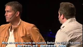 Testimonio de Jim Caviezel actor de La Pasión de Cristo de Mel Gibson