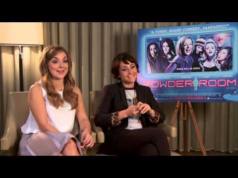 Sheridan Smith and Jamie Winstone Interview - Powder Room thumbnail
