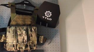 田村装備開発SHINOBIフルセットアーマーを防弾性能Level4に機能拡張カスタム