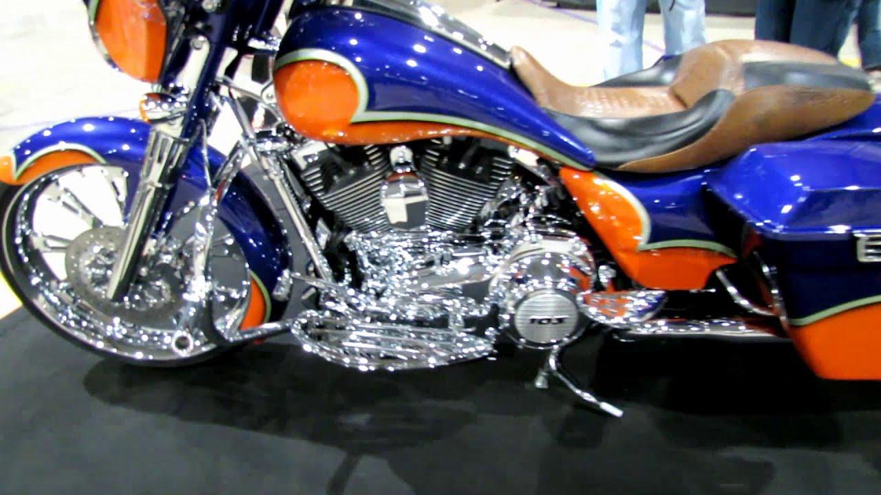 2012 Harley Davidson Street Glide FLHX 103 - YouTube