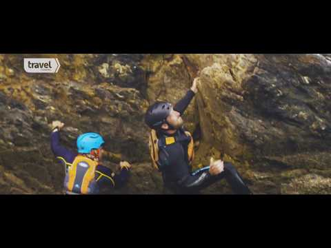 Travel Channel Wild Travel Series: Coasteering