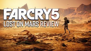 Far Cry 5: Lost on Mars DLC Review - A Disappointing Space Odyssey