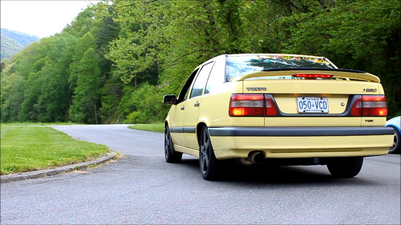 volvo 850 t5r japanifold ipd turbo back sport exhaust thebikey youtube. Black Bedroom Furniture Sets. Home Design Ideas