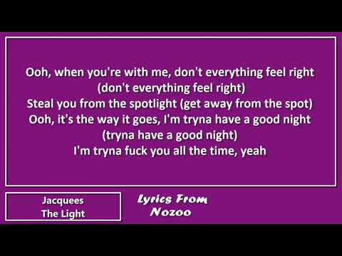 Jacquees - The Light (Lyrics) (Jeremih & Ty Dolla $ign Remix)