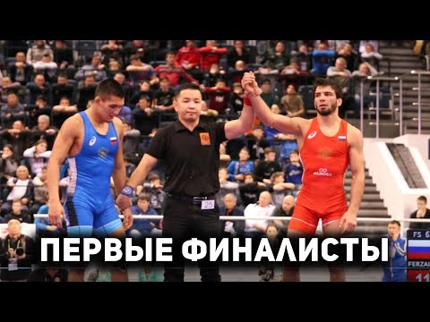Ярыгинский 2020  Двое дагестанцев поборются за золото турнира в Красноярске