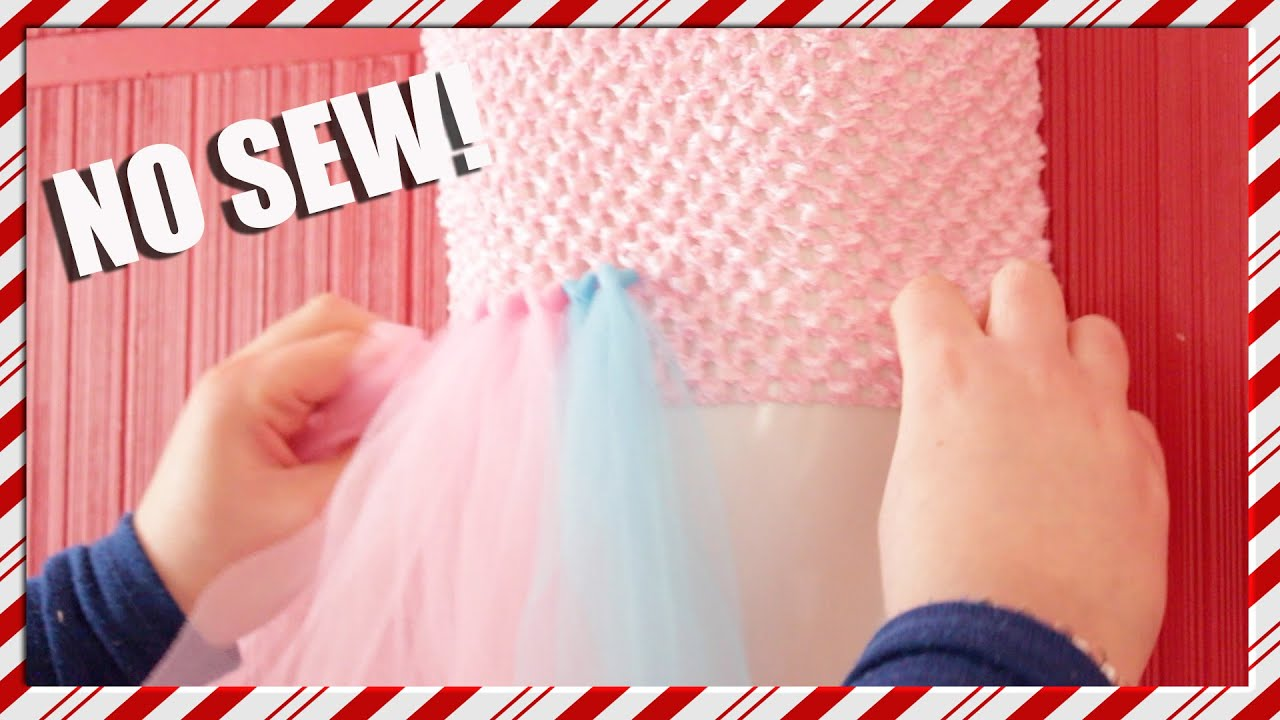 how to make a tutu youtube