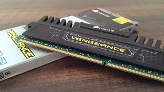 Unboxing Gaming Memory Corsair Vengeance (RAM) | Installing | First Look | eRrOr!!!