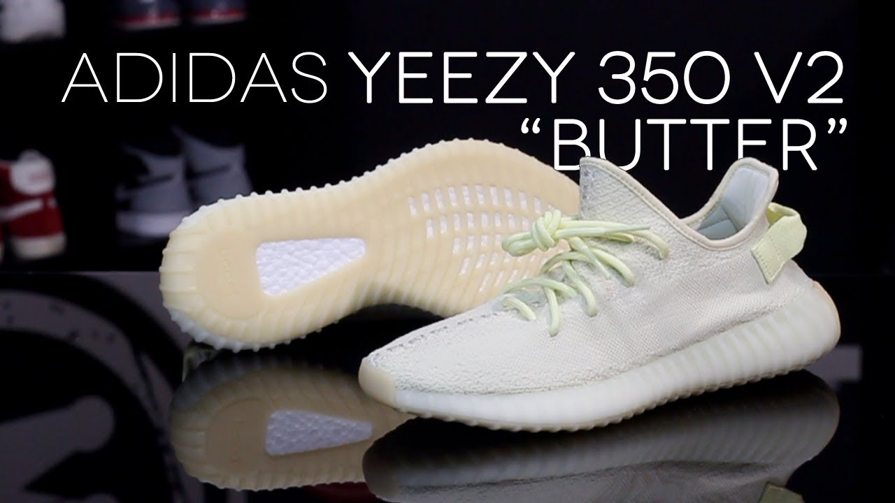 74e2a97e93f3a MY THOUGHTS ON THE adidas YEEZY 350 V2  BUTTER  - YouTube