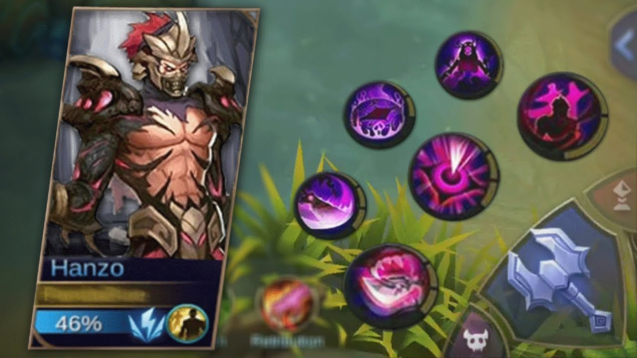 Image result for hanzo mobile legends
