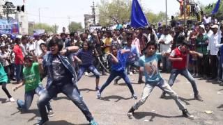 Flash Mob of Aurangabad Best Dancers On   14 April  2017   Arjun Tak  