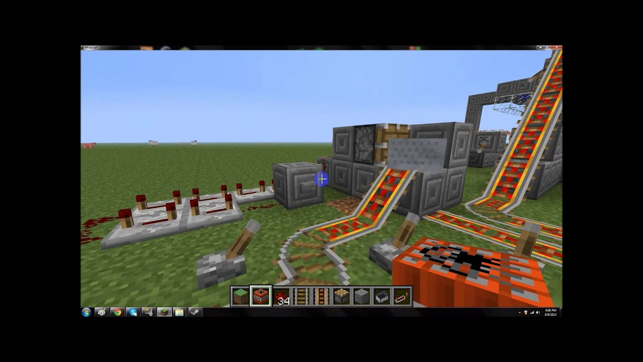 Things To Build In Minecraft When Your Bored